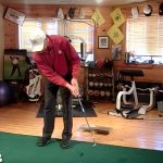 Improve your Putting by Practicing Indoors!