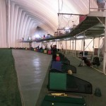 Practice Indoors During the Winter Months